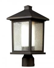 Z-Lite 524PHM - Outdoor Post Light