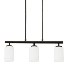 Generation Lighting - Seagull 66160-839 - Three Light Island Pendant