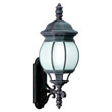 Generation Lighting - Seagull 89204BL-821 - One Light Outdoor Wall Lantern