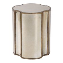 Uttermost 24888 - Uttermost Harlow Mirrored Accent Table