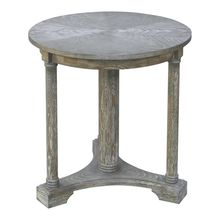 Uttermost 25331 - Uttermost Thema Weathered Gray Accent Table
