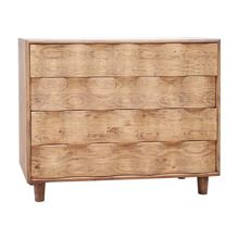 Uttermost 25337 - Uttermost Crawford Light Oak Accent Chest