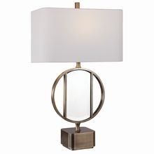 Uttermost 26356-1 - Uttermost Luciana Brass Table Lamp