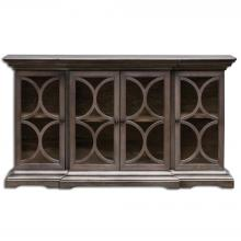 Uttermost 25629 - Uttermost Belino Wooden 4 Door Chest
