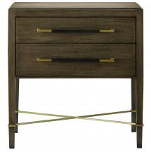 Currey 3000-0117 - Verona Chanterelle Nightstand